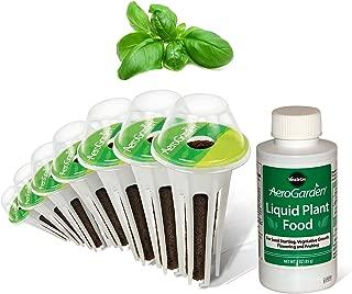 AeroGarden Pesto Basil Seed Pod Kit, 7 pod