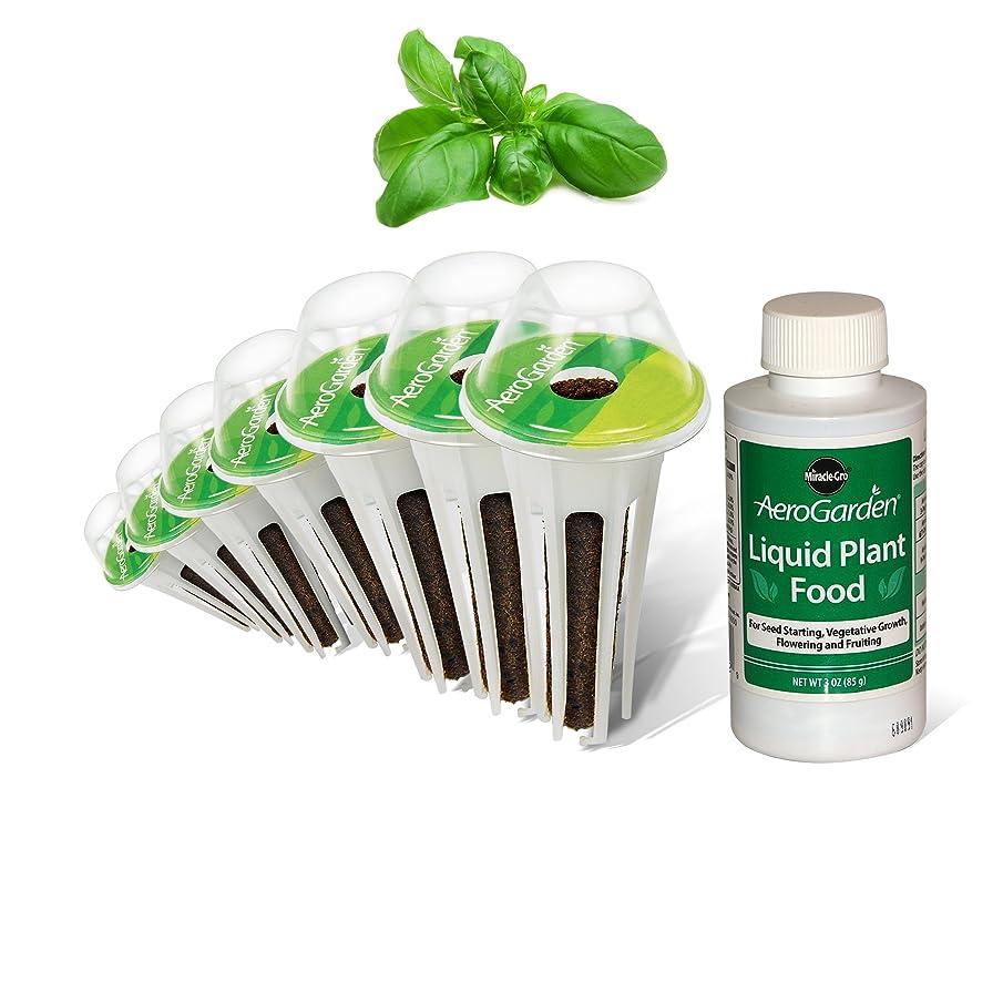 AeroGarden Pesto Basil Seed Pod Kit (7-Pod)