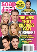 Soap Opera Digest Magazine April 27 2020 Sharon Case Joshua Morrow Melody Thomas Scott Mark Grossman Amelia Heinle Peter Bergman The Young & the Restless