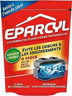 Eparcyl - Entretien Fosses Septiques - Granules Sachet 200 g