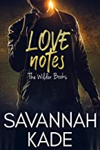 Love Notes: The Wilder Books #3 (A Country Rockstar Romance)