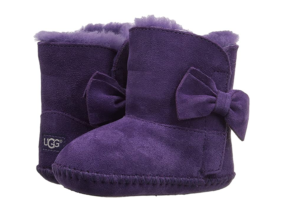 UGG Kids Cabby (Infant/Toddler) (Electric Purple) Girls Shoes