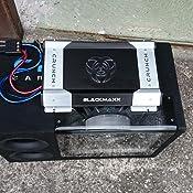 Vibe Audio Fastplug Quick Release Car Power Connector Elektronik