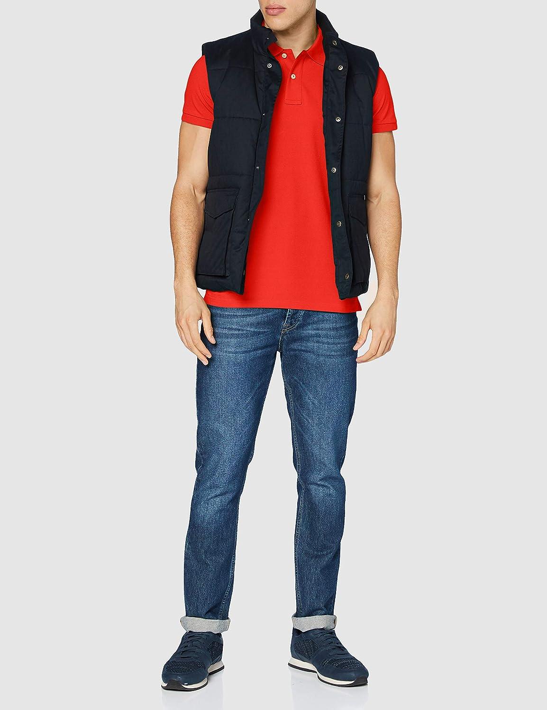 GANT Original Pique SS Rugger Camisa de Polo para Hombre