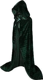 green velvet robe costume
