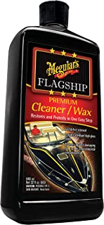 Meguiar's M6132 Flagship Premium Cleaner/Wax, 32 Fluid Ounces