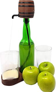 Escanciador de Sidra Eléctrico + Botella de Sidra Natural