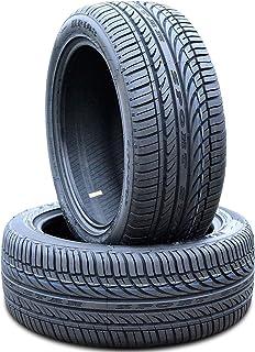 Set of 2 (TWO) Fullway HP108 All Season High Performance Radial Tires-225/45R17 225/45ZR17 94W XL