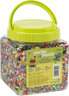 Perler Activity Beads 30,000/Pkg-Multicolor Mix