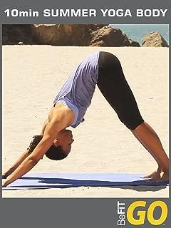 10 Min Summer Yoga Body Mobile Workout: BeFiT GO
