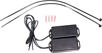 APDTY 27389 EBM Electronic Suspension Autoride Bypass Module Fits Select 2000-2014 Escalade Avalanche Suburban Tahoe Yukon (Allows Bypass Of The Auto Dampening Shocks; Turns Off Suspension Light)