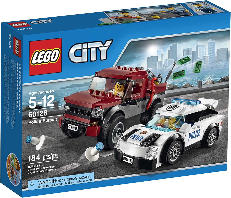 LEGO CITY Police Pursuit 60128