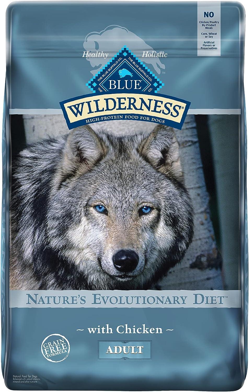 Blue Buffalo Wilderness Nature's Evolutionary Diet