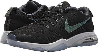 (ナイキ) NIKE レディースランニングシューズ?スニーカー?靴 Zoom Fitness Metallic Training Black/Multicolor/Pure Platinum 10 (27cm) B - Medium