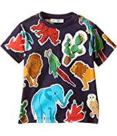 Dolce & Gabbana Kids - Elepant/Cactus T-Shirt (Infant)