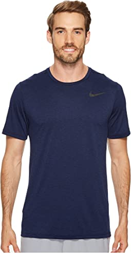 Nike - Breathe Short Sleeve Training Top