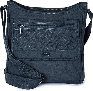Lug Hopscotch Shoulder Bag