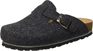 Beck Unisex Adults Michel Open Back Slippers