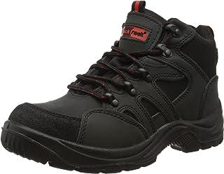 Blackrock Unisex-Adult Safety Shoes SF36 - Black 5 UK, 38 EU Regular - EN safety certified