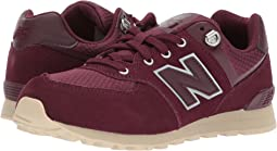 New Balance Kids - KL574V1P (Little Kid)