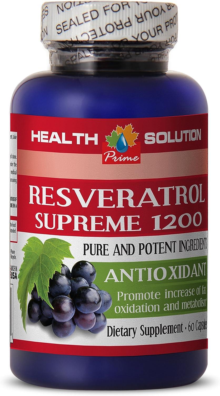 Resveratrol Powder - Superlatite RESVERATROL Maintain Supreme Max 76% OFF 1200MG Weigh