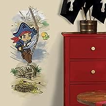 الغرف rmk3030gm Captain جيك & على أرض أبد ً ا على طراز القراصنة وستحقق قش ّ ر ْ والصق ْ Giant جرافيك الحائط