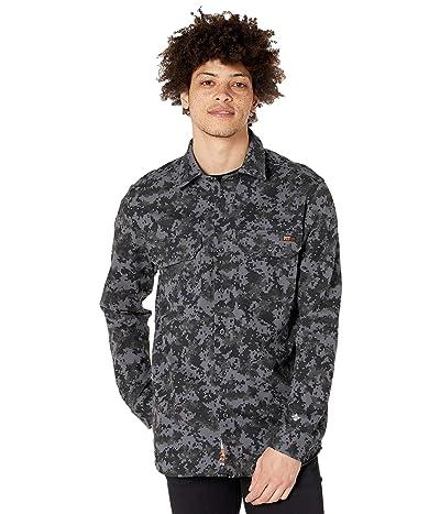 Timberland PRO FR Cotton Core Button Front Shirt