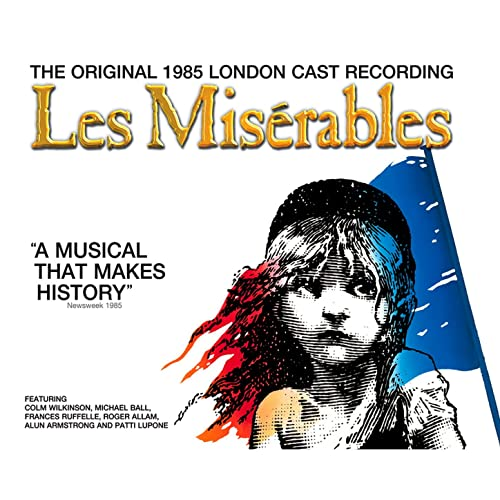 Les Misérables (Original 1985 London Cast Recording) de