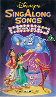 Disney's Sing Along Songs Friend like Me