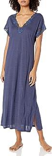 ثوب نوم ناتوري للنساء مغطى بالزهور