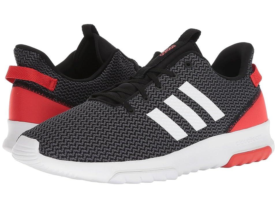adidas Cloudfoam Racer TR (Black/White/Hi-Res Red) Men