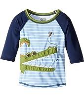 Mud Pie - Gator Rashguard (Infant/Toddler)