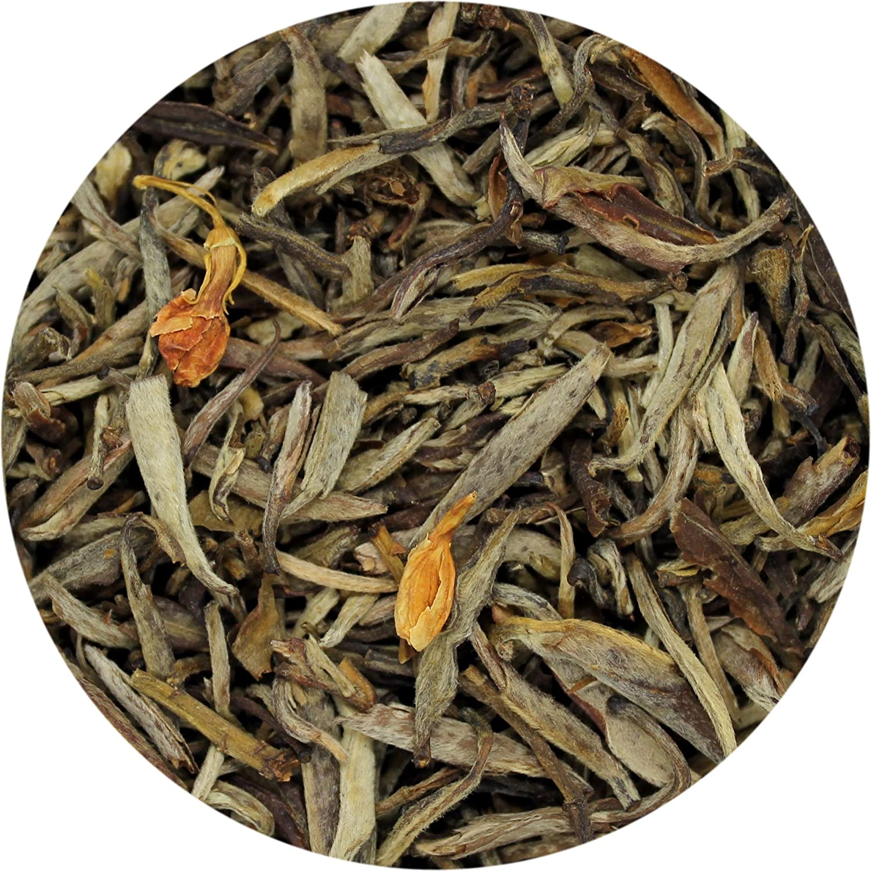 Special Tea Company Jasmine Silver Organic Needle Now on sale Fashion Loo White