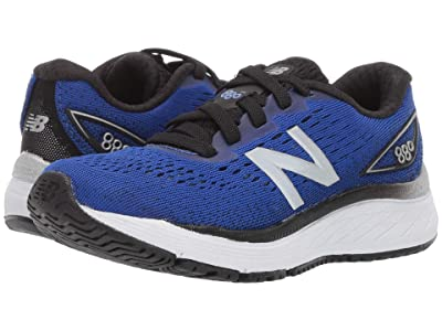 New Balance Kids YP880v9 (Little Kid/Big Kid) (UV Blue/Black) Boys Shoes