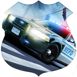 Police Car Action Driver 3D Free