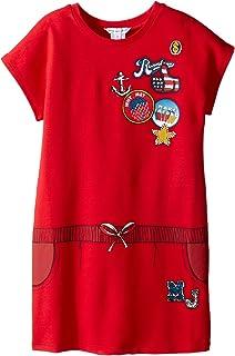 [マークジェイコブス] Little Marc Jacobs レディース Essential Jersey Dress (Little Kids/Big Kids) ドレス [並行輸入品]