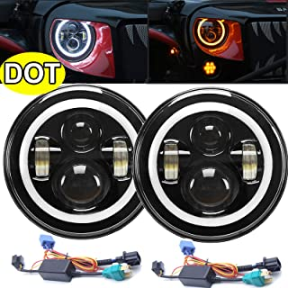 Best fj cruiser black halo headlights Reviews