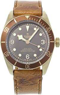 tudor black bay bronze strap