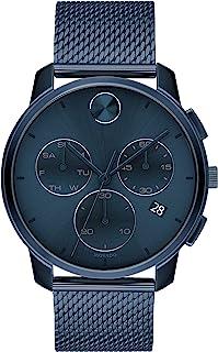 3600633 - Reloj de cuarzo para hombre con esfera azul