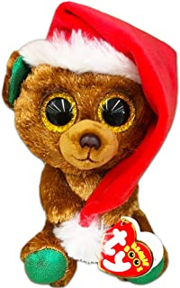 Ty Teddy Bear Nicholas, Holiday Beanie Boos Collection
