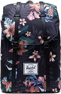 شركة Herschel Supply Co. Retreat Summer Floral أسود مقاس واحد