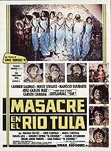 Masacre en el rio Tula 1985 Authentic 27.5