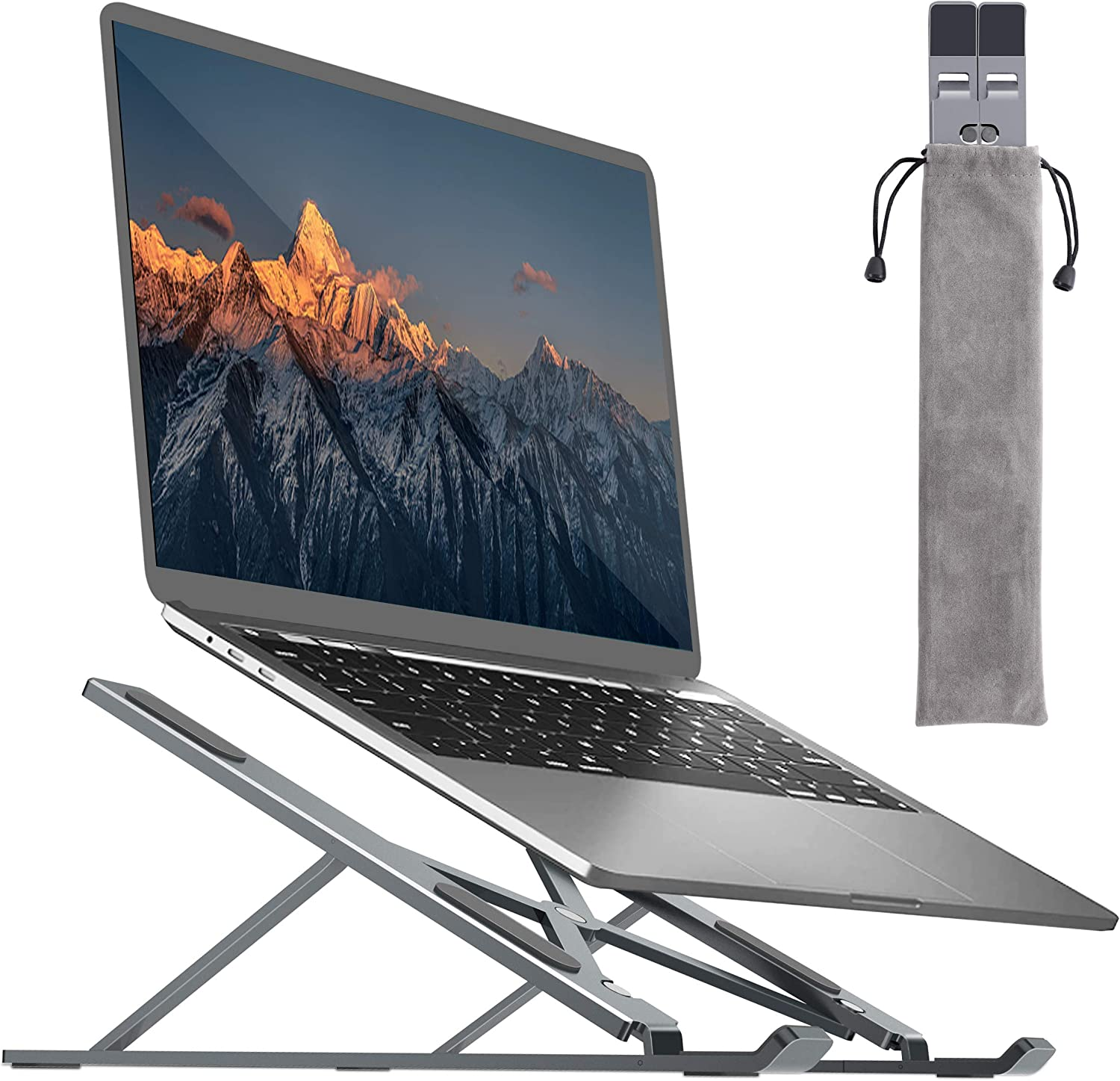 Max 89% OFF Challenge the lowest price of Japan Laptop Stand for Desk Height Portable Adjustable
