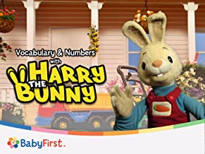 Vocabulary and Numbers with Harry the Bunny and Friends
