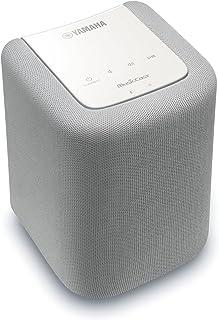 Yamaha WX-010W MusicCast Wireless WiFi Bluetooth Speaker White WX010W