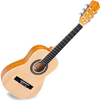 Classic Cantabile Acoustic Series AS-854 Guitarra clásica 3/4 ...