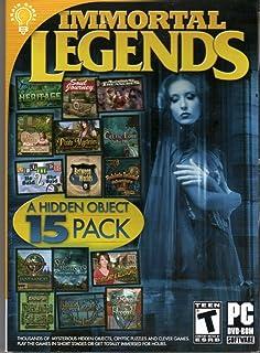 Immortal Legends - Hidden Object 15 Pack