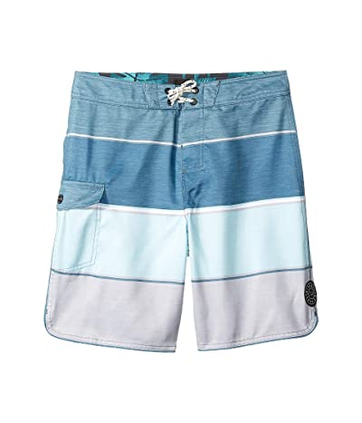 Rip Curl Kids All Time Boardshorts (Big Kids) (Blue) Boy