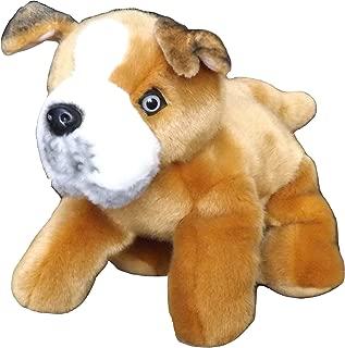 Pitbull Puppy Plush Toy Dog - 12