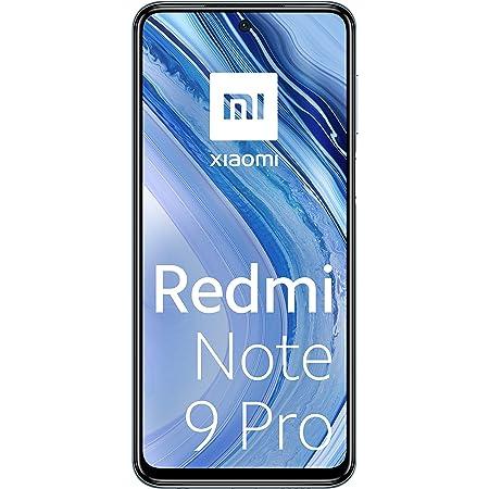 Xiaomi Redmi Note 9 Pro - Smartphone Débloqué 4G (6.67 Pouces - 6Go RAM - 64Go Stockage, 5020mAh, Quad Caméra – NFC) Interstellar Grey - Version Française